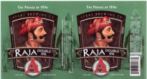 TABC Label for Avery - Raja