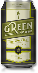 Pic of Hops and Grain Green House IPA