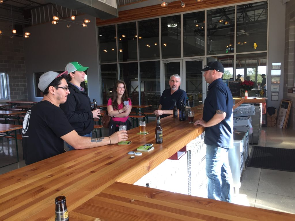 Real Ale Brewing Partners with Blacklands Malt