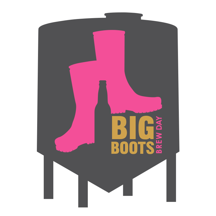 Pink Boots Society Big Boots Brew Day 2016