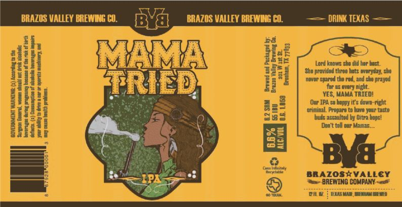 brazos valley mama tried TABC Label and Brewery Approvals Aug 19 2016