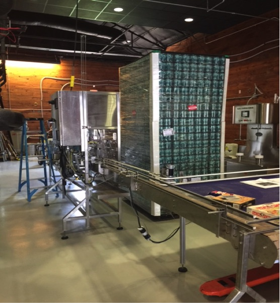 Barrow Brewing Production