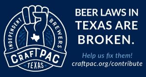 Texas Party Platforms Show Bipartisan Support for Craft Beer-to-Go Sales