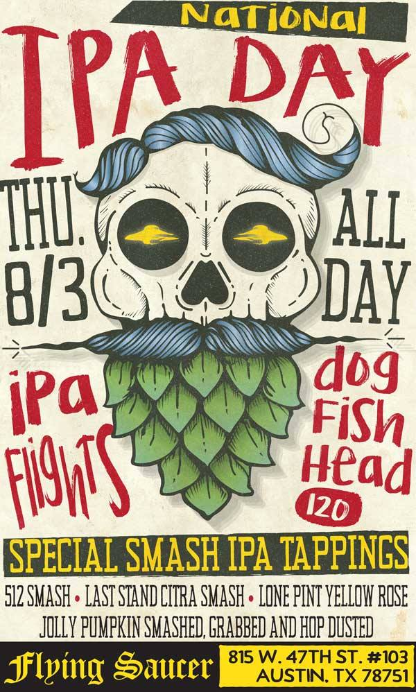 National IPA Day 2017