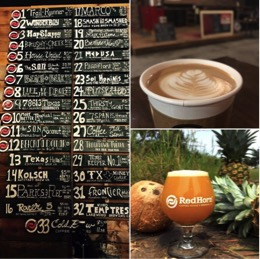 Where To Get A Coffee and Beer Buzz Around Austin
