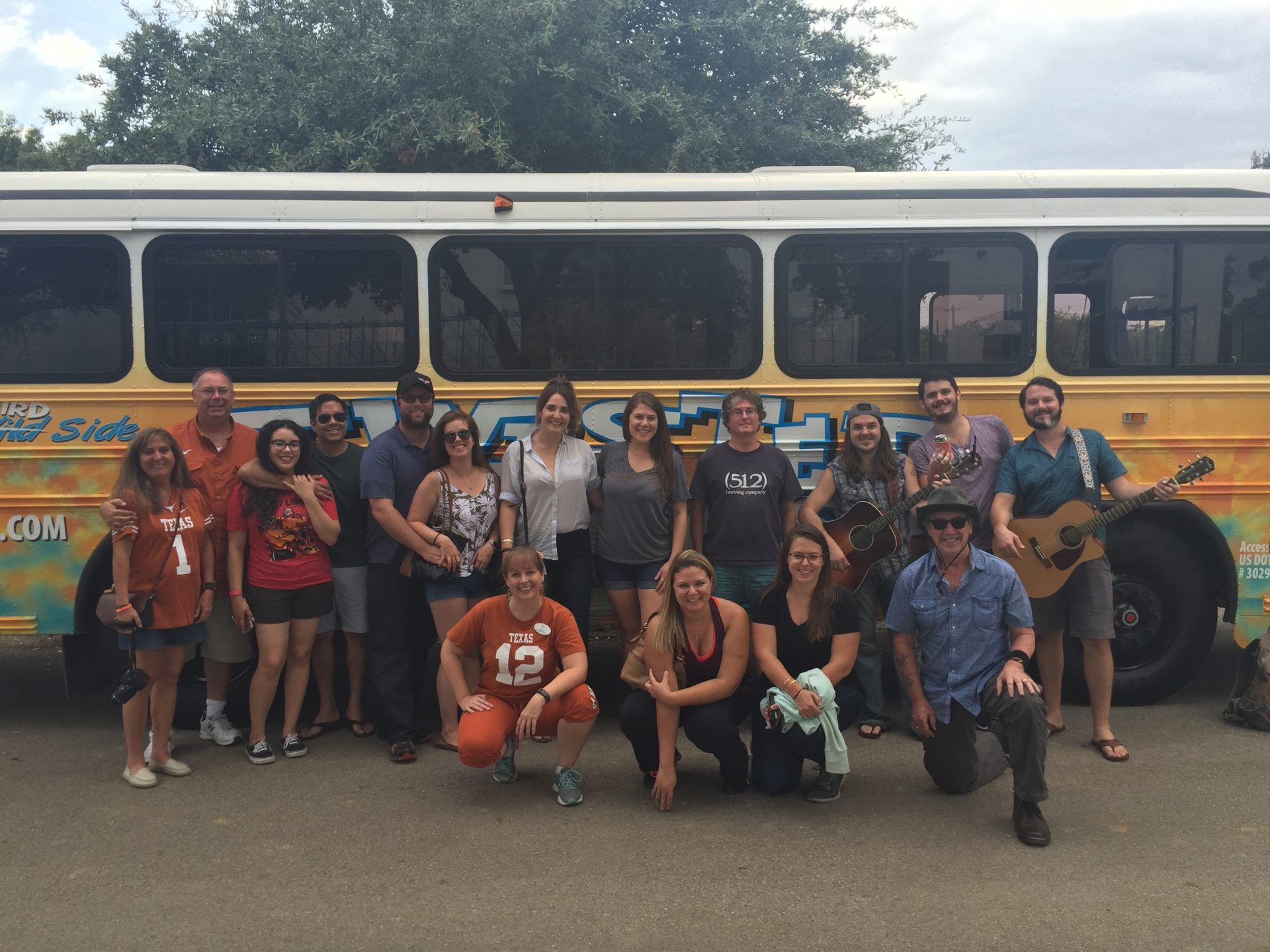 Twisted Texas Live Music and Brewery Tour