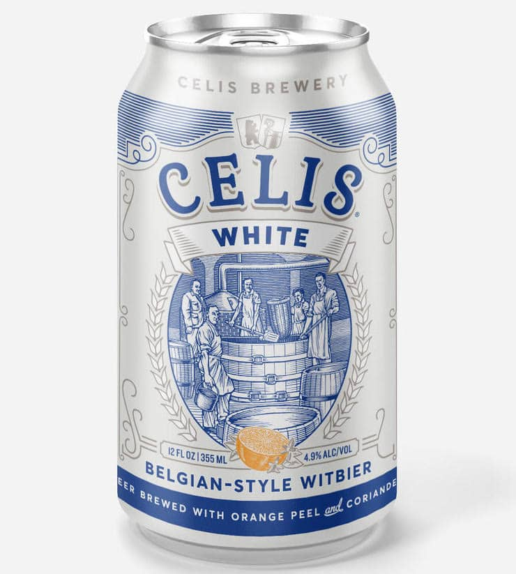 Celis Brewery Releases Its First Beers in Cans