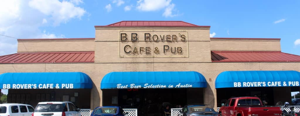 Austin's Oldest Craft Beer Pub B. B. Rover's Set to Close by Year's End