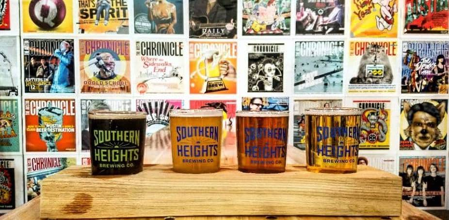 A Visit To Southern Heights Brewing Co