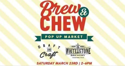 Austin Craft Beer Events March 18 - 24th 2019