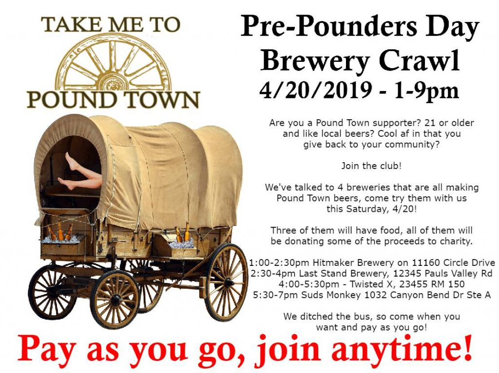 Austin Craft Beer Events April 15th - 21st 2019