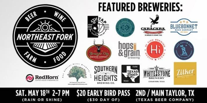 Austin Craft Beer Events May 6th - May 12th, 2019